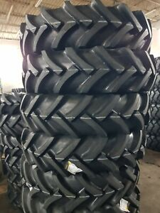 2 tires 11 2x24 11 2 24 12 Ply Tractor Tires With tubes 11224 Free Shipping