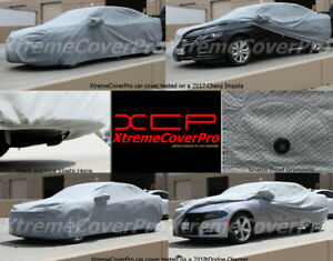Waterproof Car Cover Fits 1994 1998 1999 2000 2001 2002 2003 Mazda Protege