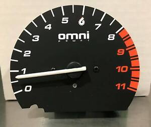 Omnipower Gauge Tach Replacement 8k Rpm W Shift Light For 96 00 Honda Civic Ek