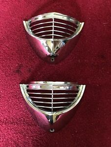 Buick Riviera 1965 Re Chromed Turn Signal Housings