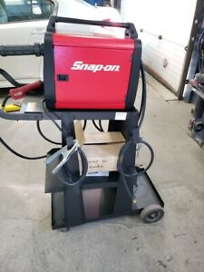 Snap On Mig 160i Gas gasless Wire Welder