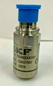 Skf Cmss793v Piezoelectric Industrial Velocity Transducer Sensor