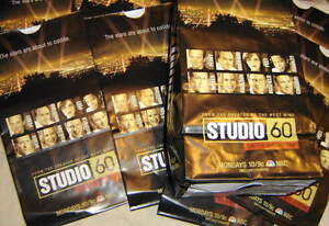 10 Popcorn Bags From Tv series studio 60 From The Sunset Strip Matthew Perry
