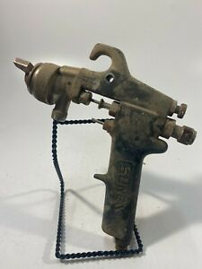 Sunex Conventional Auto Car Paint Spray Gun No Trigger For Parts repair
