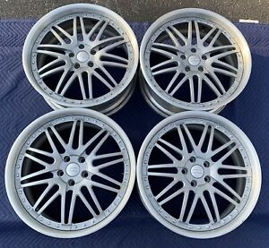Dpe Forged S 10 Wheels Rims 20 X9 20 Inch Full Set 4 5x112 Forged 3 Piece Rims