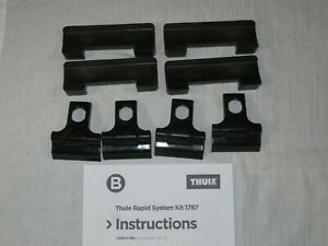 Thule 1787 Fit Kit For 480 480r Footpack Free Shipping