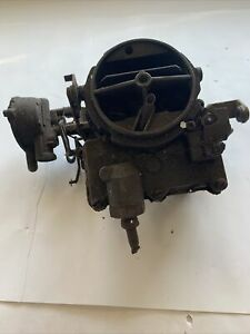 Gm 2 Jet Rochester Carb Carburetor Gm Chevy Made In Usa Two Barrel