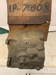 1951 Ford Mercury Cast Iron V8 Fordomatic Transmission Case Nos Fomoco 920
