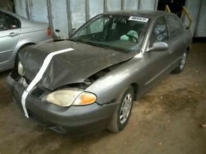 Engine 2 0l Vin F 8th Digit Fits 99 01 Tiburon 529063