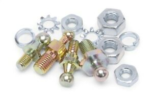 Edelbrock Carb Throttle Ball Assortment Holley Service Parts Pack Of 4 Ede1241