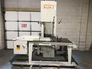 Marvel 8 Mark 1 Vertical Band Saw Stock 2112