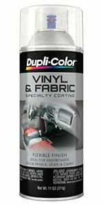 Dupli color Vinyl And Fabric Coating hvp115 Gloss Clear 11 Oz