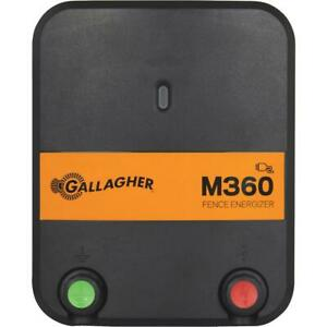 Gallagher M360 95 acre Electric Fence Charger G323504 1 Each
