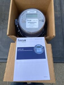 New Locus Energy Lgate 120 3gy Single Phase Electronic Solar Monitoring Meter