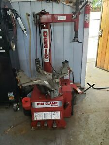 Coats Rc 100 Rim Clamp Tire Changer Machine For Motorcycle Cars And Must Pick Up