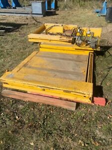 Hydraulic Lift Table 56x56 Platform 2000 Each