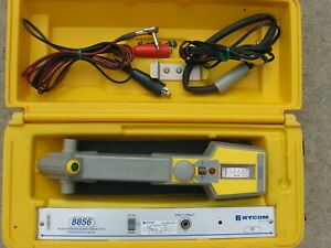 Rycom 8856 Transmitter Underground Cable Pipe Fault Locator With Case
