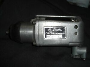 Chicago Pneumatic 3 8 Butterfly Impact Wrench Used But Works Great Full Power