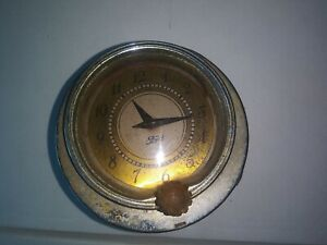 1938 1939 Ford Clock Deluxe Accesory 37 38 39