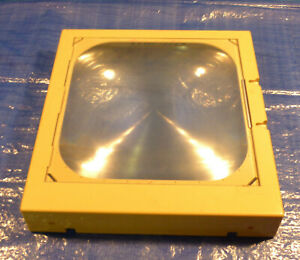 Elmo 1355 Overhead Projector Top With Clear Lens And Glass