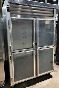 Traulsen Commercial Fridge With Digital Thermostat