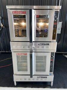 Blodgett Dfg 100 Dual Flow Commercial Gas Convection Oven