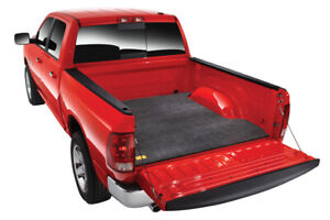 Bed Rug Liner Truck Mat For 2019 2021 Silverado Sierra 1500 Crew Cab 5 8ft Bed