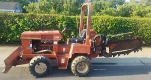 Ditch Witch 3700dd Trencher