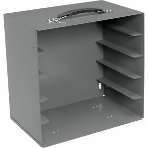 Durham Rack For Large Plastic Compartment Boxes