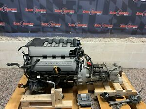 2016 Ford Mustang Gt Oem Coyote 5 0 Engine Manual Mt82 Transmission Liftout 53k