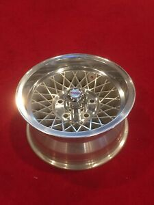 American Racing Vintage Wire Mag Wheel 15 X 7 New Old Stock Nos With Center Cap