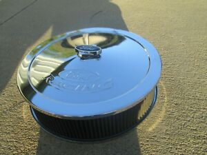 Ford Racing Air Cleaner Proform 302 350 And K N Filter E1540