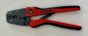Ares 7005 Ratcheting Crimper Tool For Insulated Weather proof Terminals
