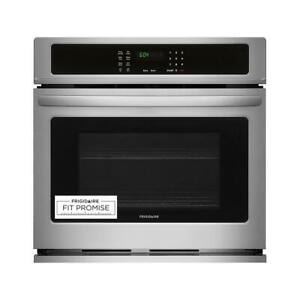 Frigidaire 30 In Single Electric Wall Oven Lfew3026tf