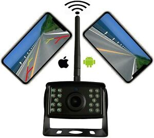 2 4g Wireless Transmitter Receiver Module For Car Backup Parking Rearview Camera