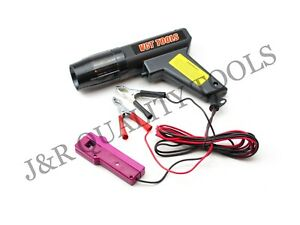 Vct Automotive Xenon Inductive Timing Light Engine Ignition Tune Up Gun