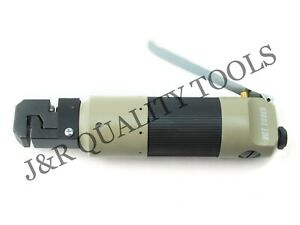 Auto Body Air Power Powered Flange Punch Crimper Tool Crimping