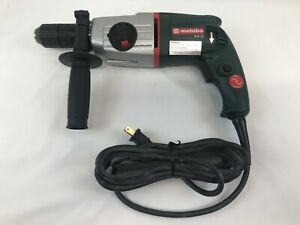 Metabo 7 8 120v 4 7a Corded Hammer Drill Bhe 22