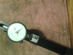 Federal 236p 4 Model Shallow Diameter Gage 0001