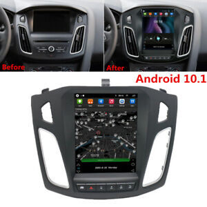 Vertical 9 7 Android 10 1 Car Stereo Radio Gps 2 32gb For Ford Focus 2012 2017