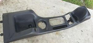00 05 Chevy Monte Carlo Center Console Piece Shifter Bezel Hold Holder Black