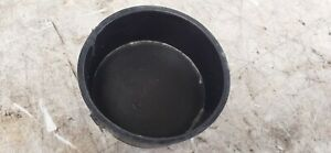00 05 Chevy Monte Carlo Center Console Piece Cup Holder Insert Front Black
