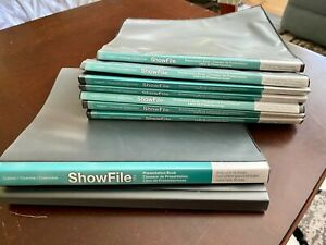 Cardinal Showfile Presentation Books 24 48 Pages