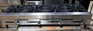 Imperial 4 Eye Gas Countertop Stove
