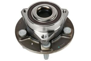 Wheel Bearing And Hub Assembly Front rear Acdelco Gm Original Equipment Fw381