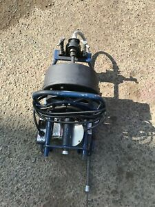 Duracable Model Dm 125 Sewer Snake Cleaning Machine