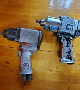 Ingersoll Rand 1 2 Air Impact Wrench Chicago Pnuematic 1 2 Inch Air Impact
