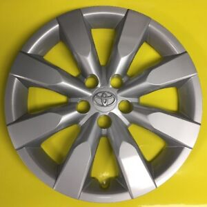 16 Hubcap Wheelcover Fits 2014 2015 2016 Toyota Corolla