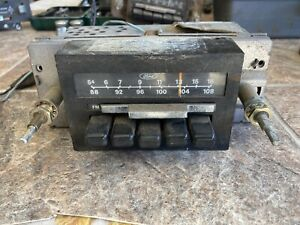 1973 1979 Ford Truck 78 79 Bronco Am Fm Radio 73 79 1973 79 F150 79 78 76