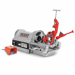 Ridgid 174 Model No 1224 Threading Machine Npt 120v 60 Hz 1 2 4
